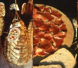charcuterie - culatello